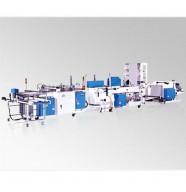 Высокоскоростная машина для производства пакетов с боковой пайкой AV-B-800HS