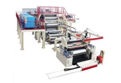 Машина для производства биориентированных пленок