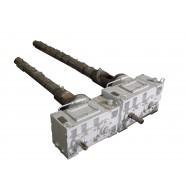 Шнек-цилиндр (45 мм), редуктор к экструдеру ЕВ45Т
