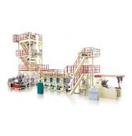 3-х слойный экструдер для выдува пленки (FFS)